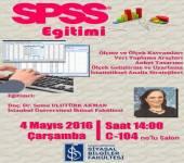 SPSS Eğitimi