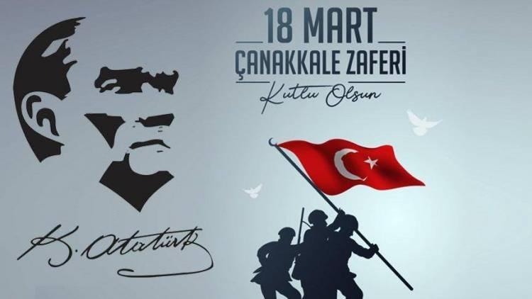 18 Mart Şehitleri Anma Günü ve Çanakkale Zaferi Mesajı
